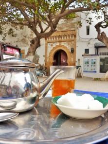 Teatime in Essaouira