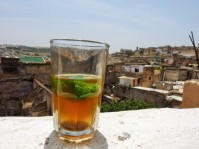 Some of the best moments in Morocco are had while sipping traditional mint tea