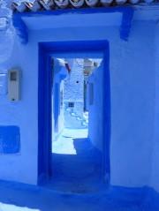 Chefchauen: the blue city