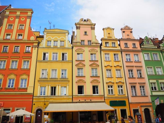 Wroclaw Main Square