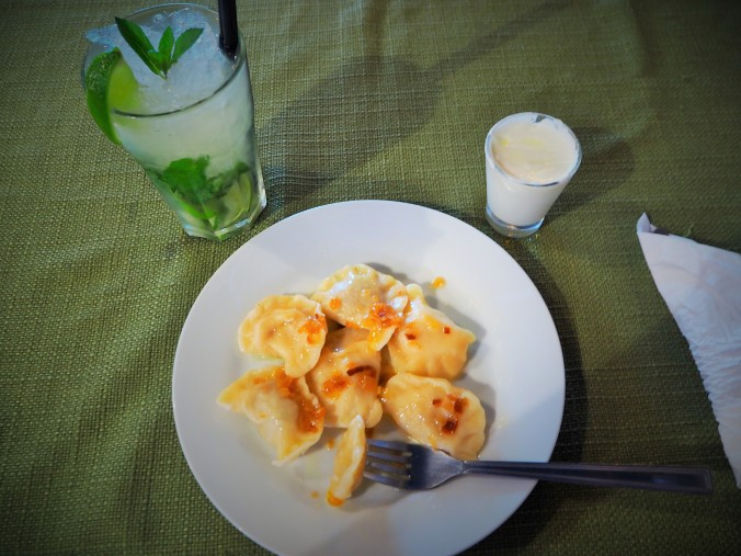 The greatest food on earth- Pierogi