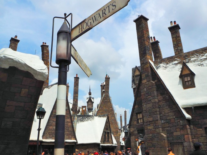 The Wizarding World of Harry Potter, Universal Studios, Orlando