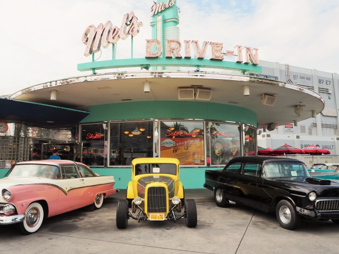 Diner from American Graffiti