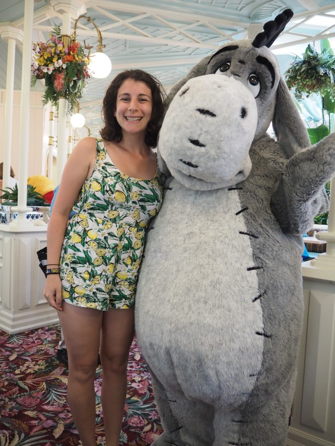 You could even make Eeyore smile