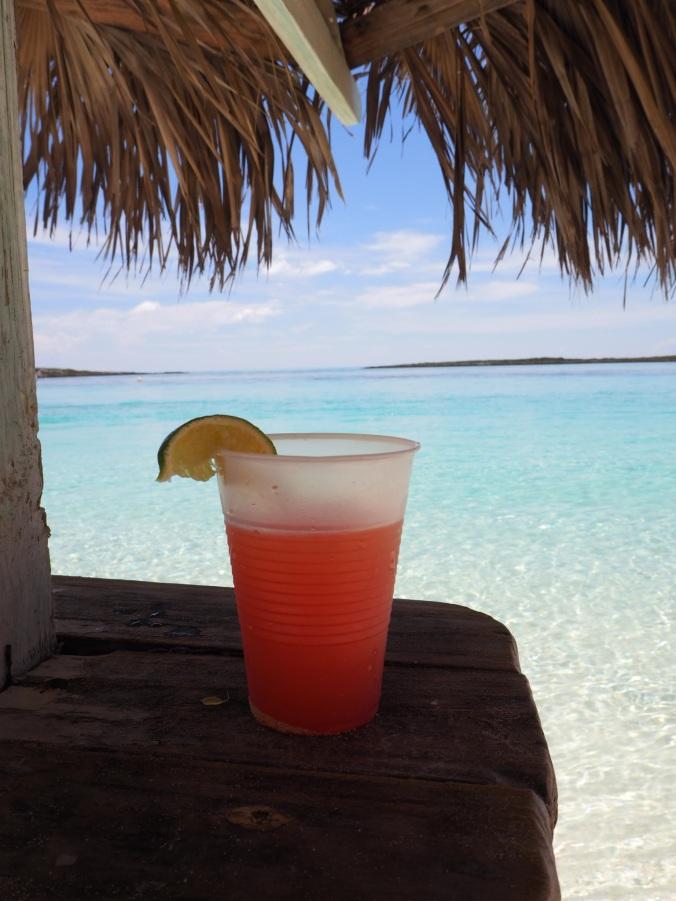 Bahama Mama, Exuma, Bahamas
