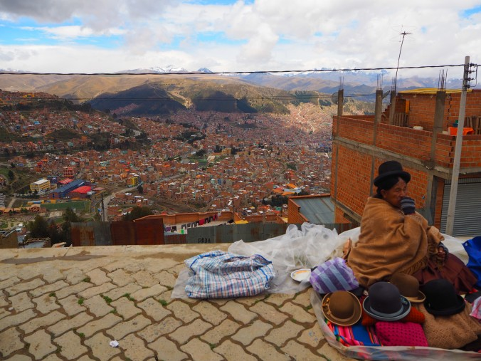 Flea Market, La Paz, Bolivia