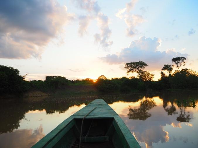 Pampas Region, Bolivian Amazon